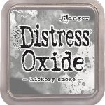 Ranger Ink - Tim Holtz - Distress Oxides Ink Pads - Hickory Smoke