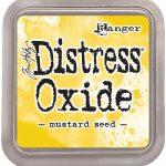 Ranger Ink - Tim Holtz - Distress Oxides Ink Pad - Mustard Seed